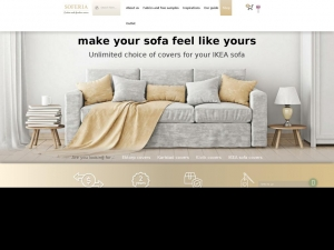 Personalized sofa covers